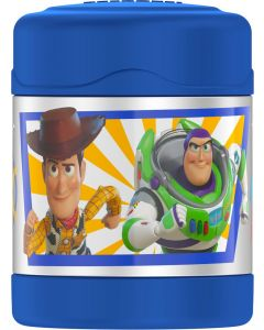 Thermos 290ml FUNtainer Stainless Steel Vacuum Insulated Food Jar - Toy Story 4