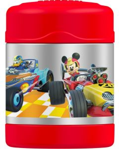 Thermos 290ml FUNtainer Stainless Steel Vacuum Insulated Food Jar - Disney Mickey Mouse