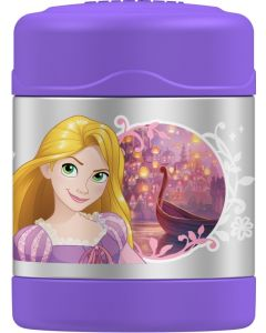 Thermos 290ml FUNtainer Stainless Steel Vacuum Insulated Food Jar - Disney Princess