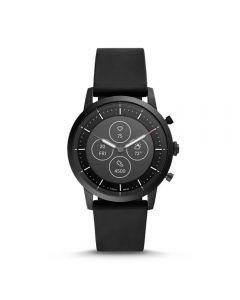 Fossil Collider Hybrid Hr Black Smartwatch