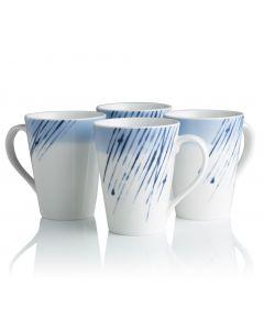 Noritake Hanabi Mug Set Of 4