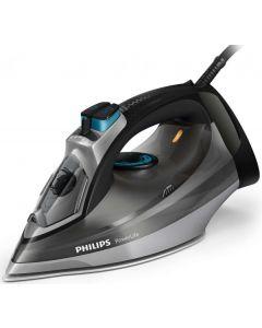 Philips - Powerlife Steam Iron - Black