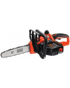 Black+DECKER - 250mm 18V Cordless Chainsaw - Orange