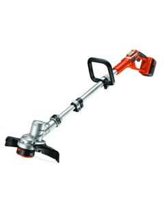 Black+DECKER - 300mm 36V Lithium-ion Strimmer Grass Trimmer - Orange