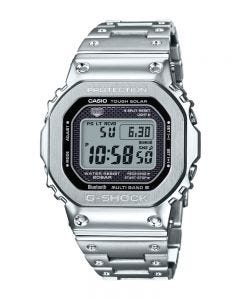 Casio G-Shock GMWB5000D-1D 35th Anniversary Full Metal Limited Edition Silver Watch