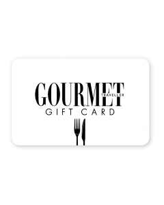Gourmet Traveller $100 Gift Card