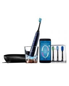 Philips Sonicare DiamondClean Smart Electric Toothbrush - Lunar Blue