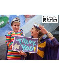 Starlight Children's Foundation $50 Donation