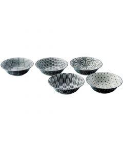 Noritake Komon 16cm Bowl Set of 5