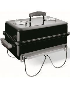 Weber Go-Anywhere Portable BBQ - Black