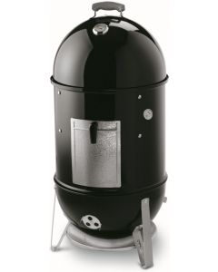 Weber 47cm Smokey Mountain Cooker - Black