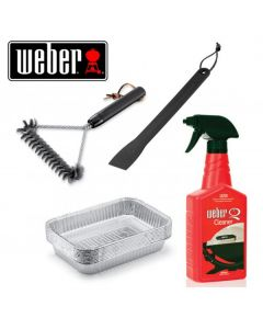 Weber Q Maintenance Pack Bundle