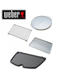 Weber Baby Q  Basic Pack Bundle