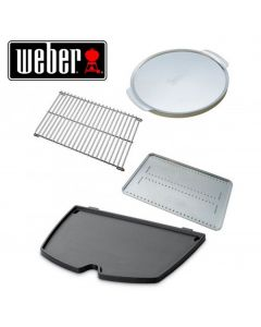 Weber Weber Q Basic Pack Bundle