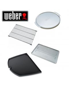 Weber Family Q  Basic Pack Bundle