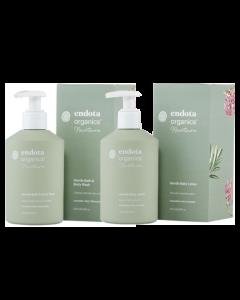Endota Spa Gentle Wash & Lotion Pack