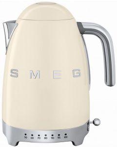 Smeg - 50's Style Variable Temperature 1.7 Litre Kettle