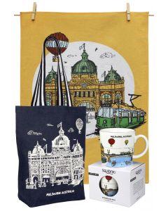 Squidinki Gift Pack: Melbourne