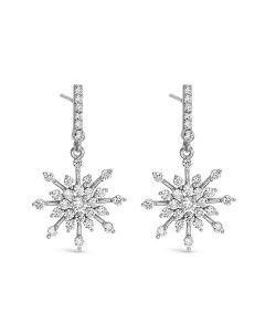 Pica LéLa Snow Sparkle Earrings