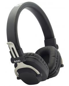 Moki Exo Double Black Bluetooth Headphones