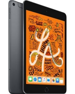 Apple - 256GB iPad Mini with Cellular