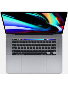 Apple 16-inch MacBook Pro w TchBar2.6GHz 6cre 9th Gen Int Cr i7 Prcsr 512GB