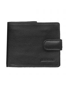 Pierre Cardin Italian Leather Mens Tab Wallet