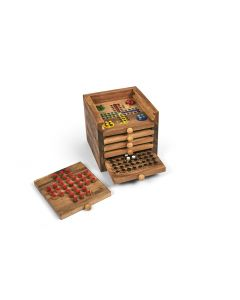 Classic Game Stack (6 drawer) by Planet Finska