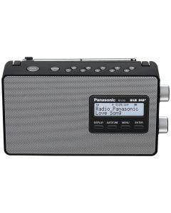 Panasonic Portable DAB + Radio - Black