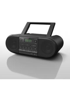 Panasonic CD FM Radio Player RX-D500GS-K