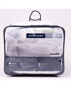 Sheridan - Deluxe Dream Mattress Topper (King Bed) - White