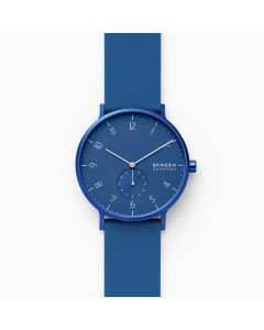 Skagen Aaren Kulor Blue Analogue Watch