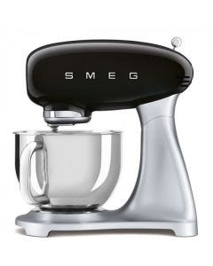 Smeg 4.8L Top Colour Electric Stand Mixer Bonus Slicer Grater And Multi Food Grinder