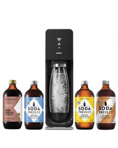 Soda Stream Source Element with Flavours