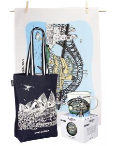 Squidinki Gift Pack: Sydney