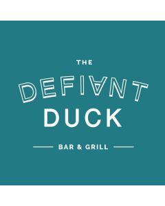 QLD Newstead, The Defiant Duck Restaurant, $50 Gift Card