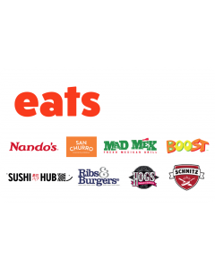 Ultimate Eats $50 Gift Card