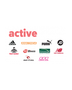 Ultimate Active $50 Gift Card