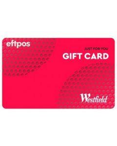 Westfield $50 Gift Card