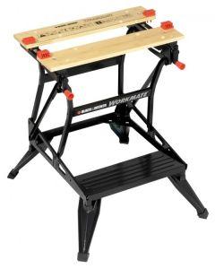 Black+DECKER - WorkMate Dual Height Workbench - Black