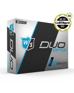 WilsonStaff DUO Optix Golf Balls (1 Dozen)